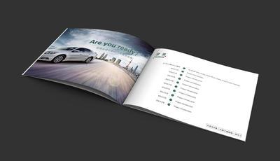 画册设计中的三大设计技巧